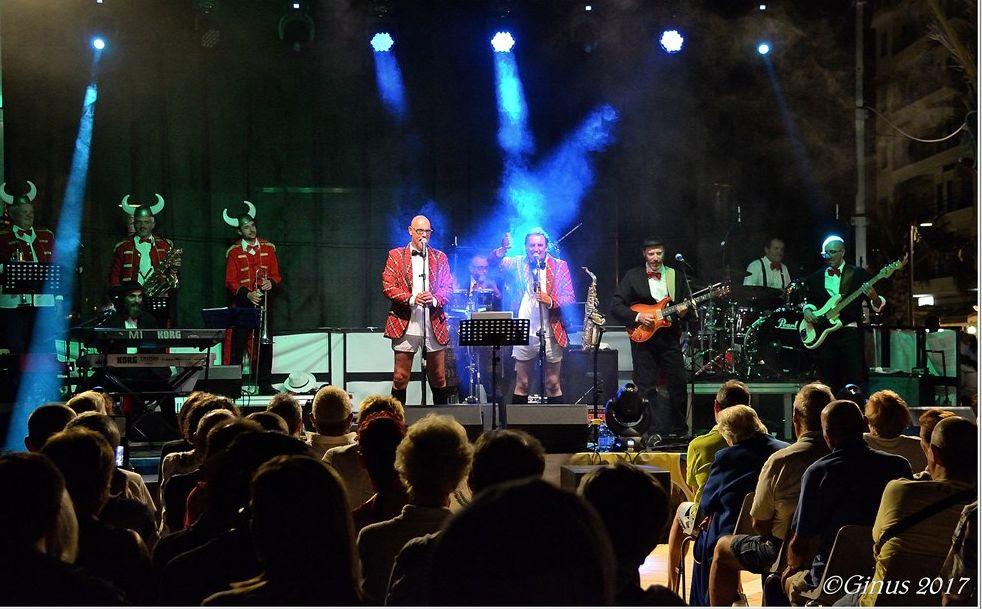 I Belli Fulminati di Diano Marina a ferragosto in concerto ad Albenga