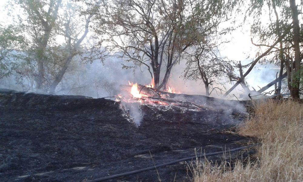 Il Comune di Tortona ricorda che è vietato bruciare residui vegetali