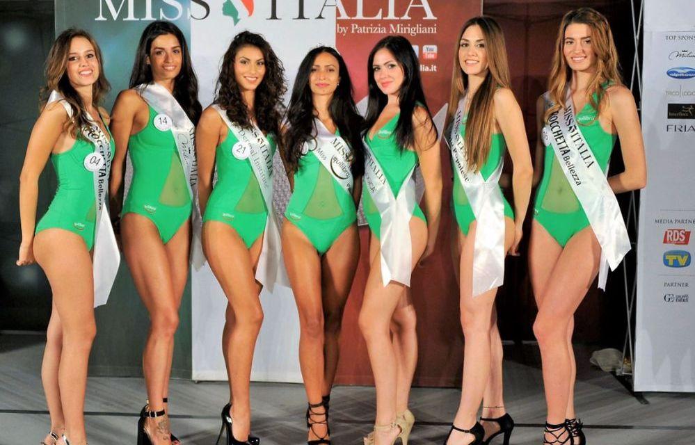 Giulia Romano di Alessandria e Virginia Cimmino di Acqui Terme salgono sul podio a Miss Italia