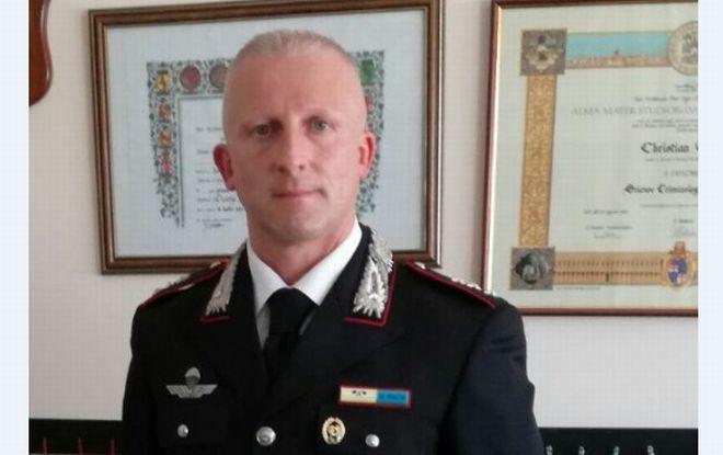 Nuovo Comandante per i carabinieri di Casale Monferrato: è Christian Tapparo
