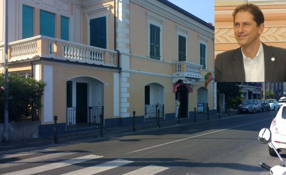 Il Comune di Diano Marina dice stop alla trasformazione dei negozi in alloggi. Questo rimarrà l'ultimo caso