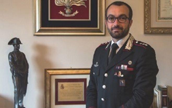 Claudio Sanzò nuovo comandante dei Carabinieri di Alessandria