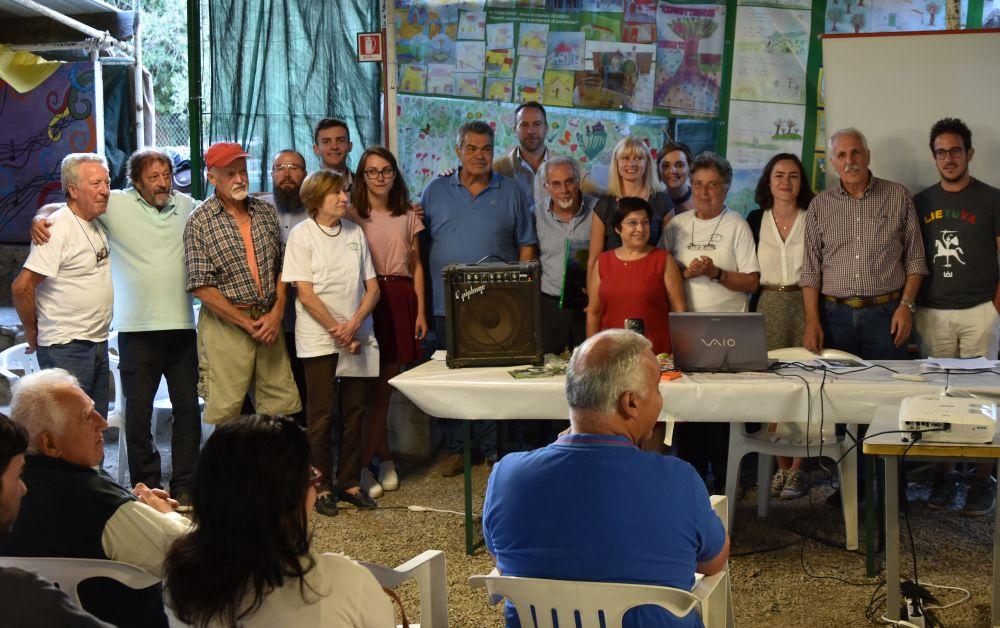 Dalla Lituania a San Bartolomeo per un riuscito convegno e per preparare tesi sul dialetto locale
