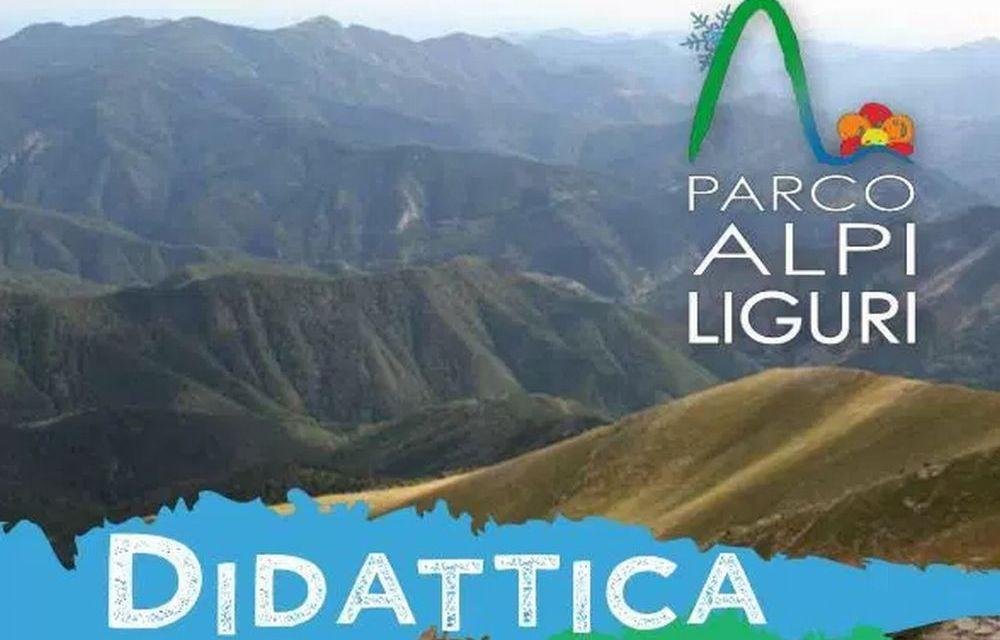 Nuovo catalogo didattica del Parco delle Alpi Liguri per l'anno scolastico 2017/2018