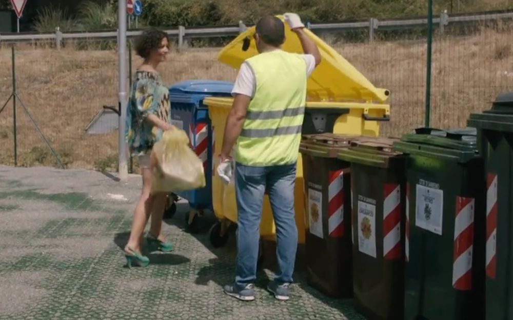 Sanremo, un video di Amaie sulla corretta gestione dei rifiuti supera le 43 mila visualizzazioni su Youtube