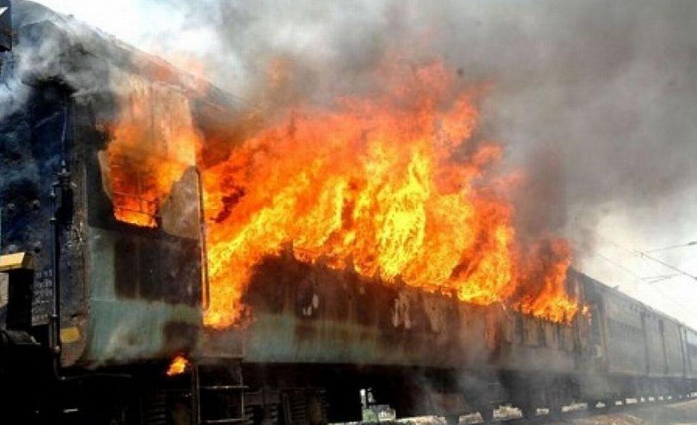 Locomotore in fiamme, ritardi sulla linea Torino – Alessandria fino a Felizzano