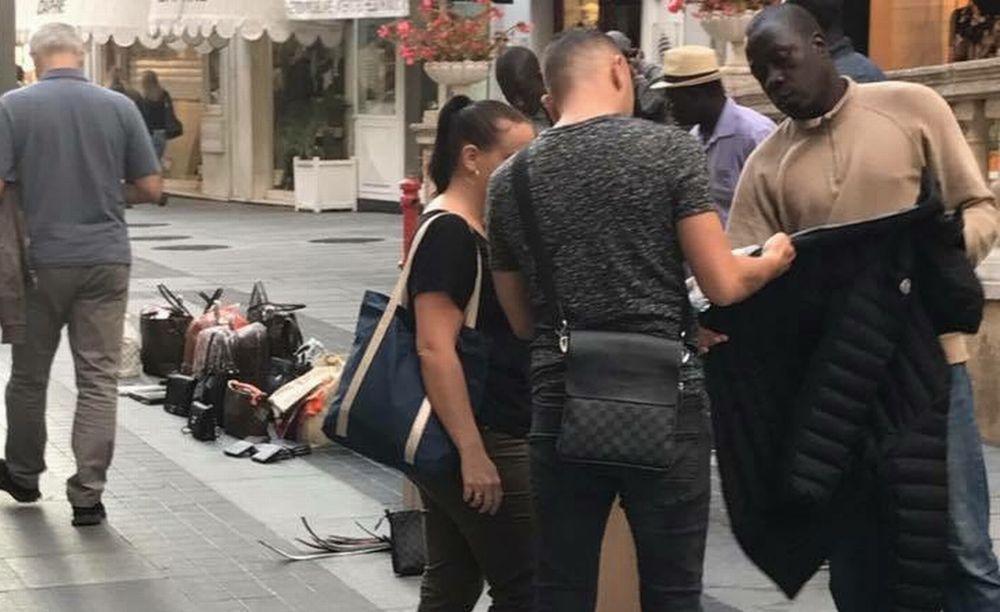 I troppi venditori abusivi a Sanremo stanno mettendo in ginocchio il Commercio, il Comune deve agire!