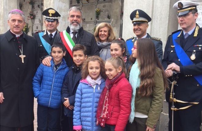 Tortona ha celebrato la Festa dell'Unità di Italia e delle Forze Armate con una sentita e partecipata cerimonia