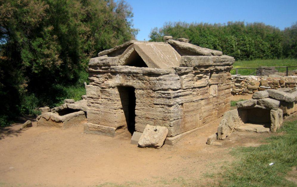 Viaggiareoggi: Alla scoperta degli Etruschi: un itinerario fra i siti archeologici del Lazio