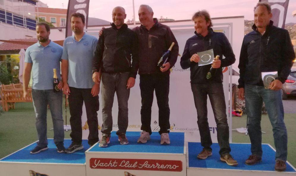 Strepitosa prestazione del dianese Diego Negri che conquista il titolo di Campione Europeo di vela