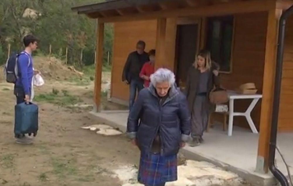 Dissequestrata la casa di Nonna Peppina. La mobilitazione serve