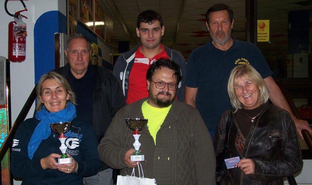 Al Bowling di Diano il Trofeo Jeanina Stylist va a Luigi Cosenza