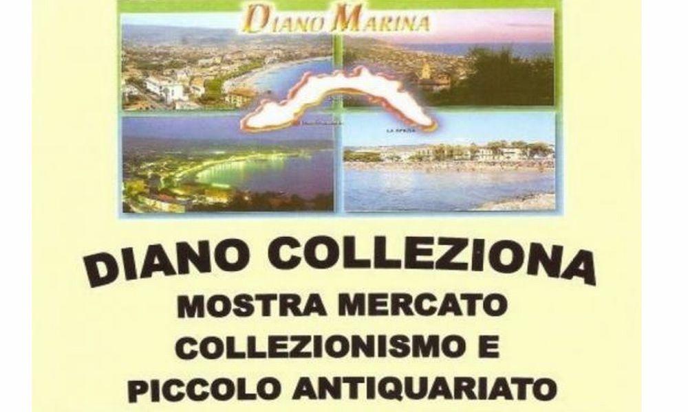 Domenica a Diano Marina torna il mercato dell'antiquariato