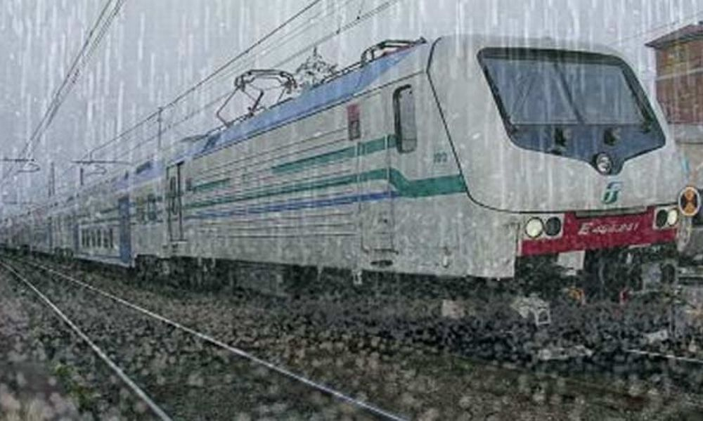 Maltempo, stop ai treni a Tortona e Alessandria sulle linee Genova – Milano e Genova – Torino e altre