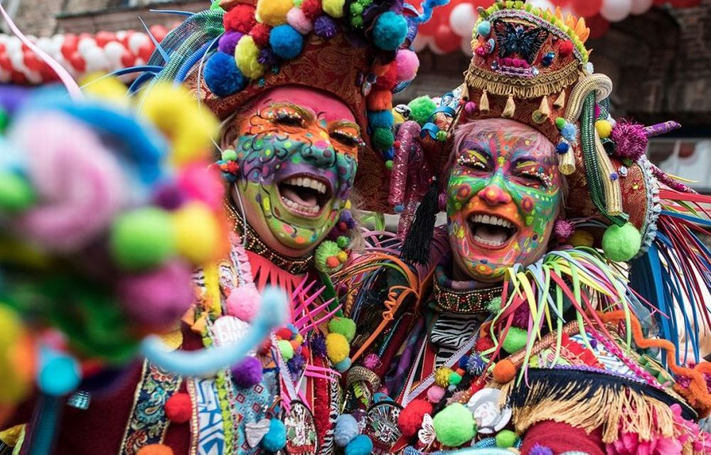 Domenica a Sale la sfilata dei  Carri di Carnevale