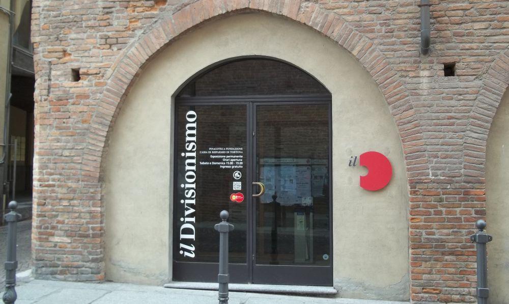 """Una nuova illuminazione alla Pinacoteca """"Il Divisionismo"""" di Tortona per apprezzare meglio i capolavori esposti"""