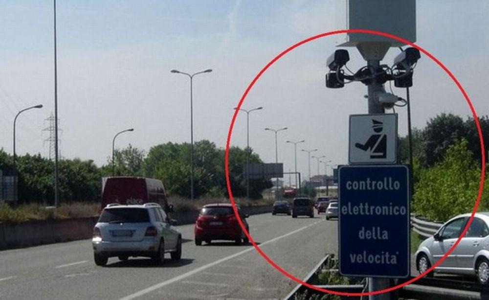Auto troppo velici a Novi Ligure, da venerdì la Polizia municipale interviene con gli autovelox