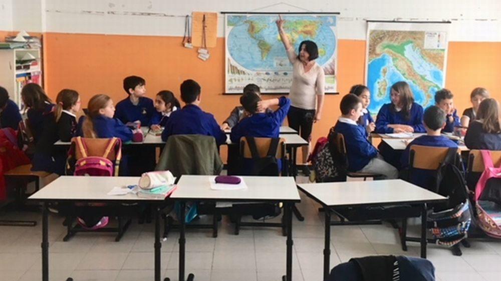 Alessandria, Sindaco e assessore danno il benvenuto al nuovo anno scolastico
