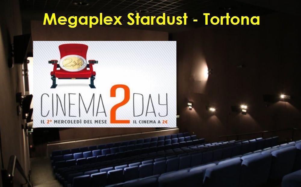 Mercoledì a Tortona si va al cinema con soli 2 euro e dal pomeriggio con ben 10 film da vedere