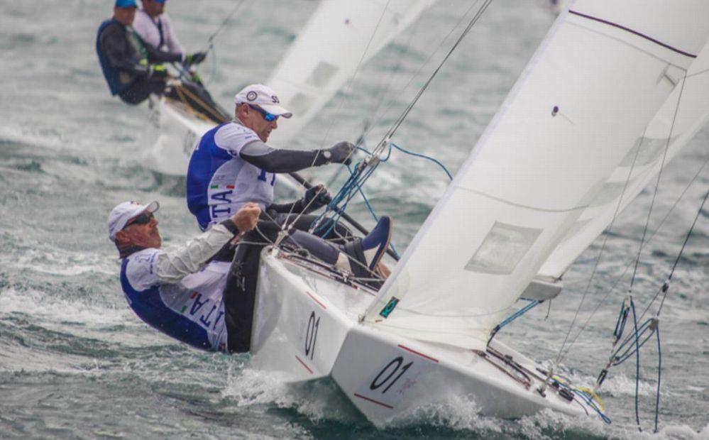 Il Dianese Diego Negri vince l'Eastern Hemisphere Championship di vela a Trieste