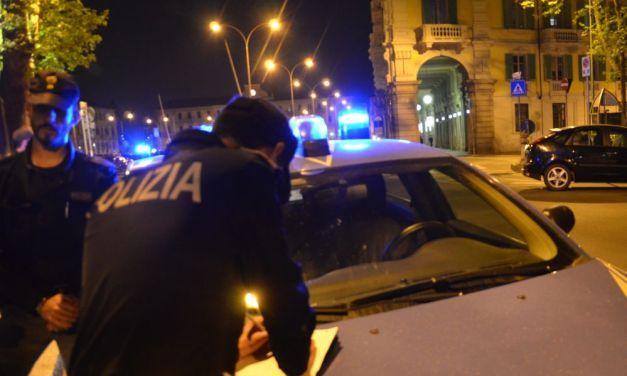 Doppio intervento della Polizia di Alessandria e due finiscono nei guai