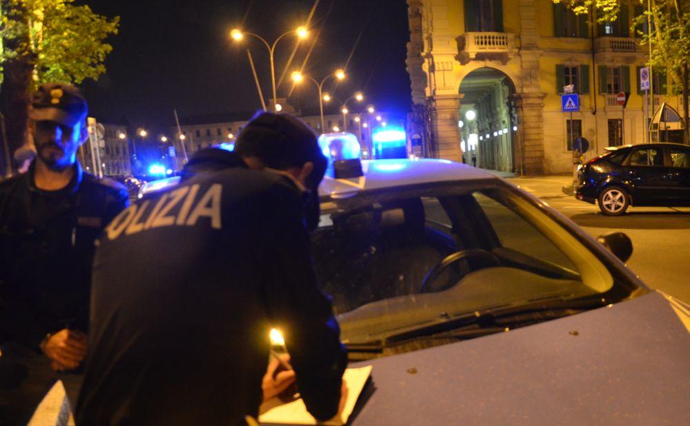 La Polizia vara controlli speciali ad Alessandria contro gli atti di vandalismo e non solo