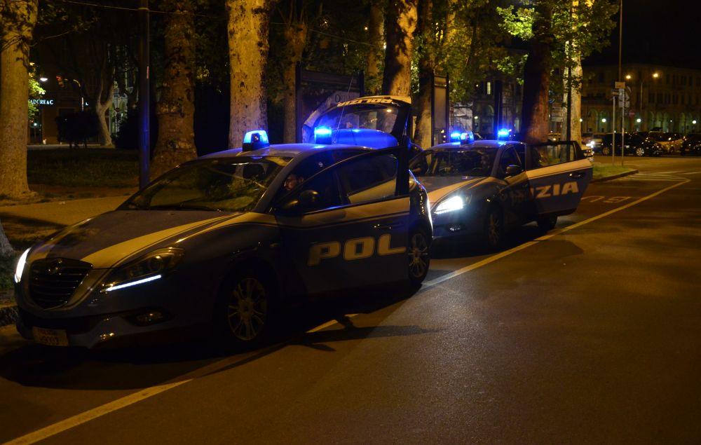 Controlli straordinari della Polizia nella città di Alessandria a 95 persone