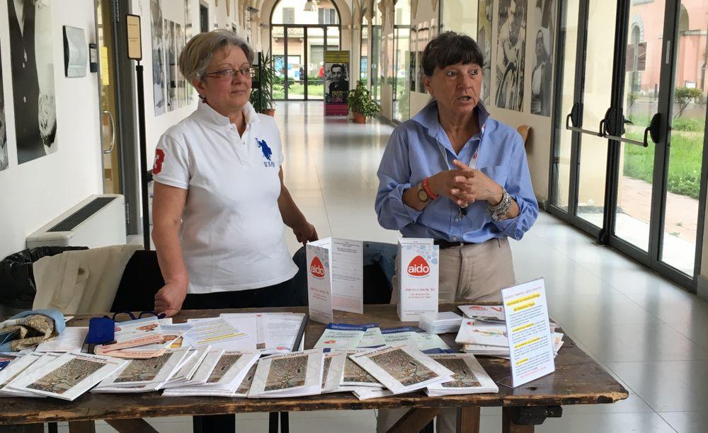 All'Ospedale di Alessandria una mostra sull'Aido