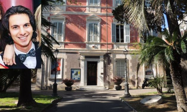Venerdì a Diano Marina si inaugura una mostra collettiva a Palazzo del Parco con poesie del dianese Gabriele Volpara