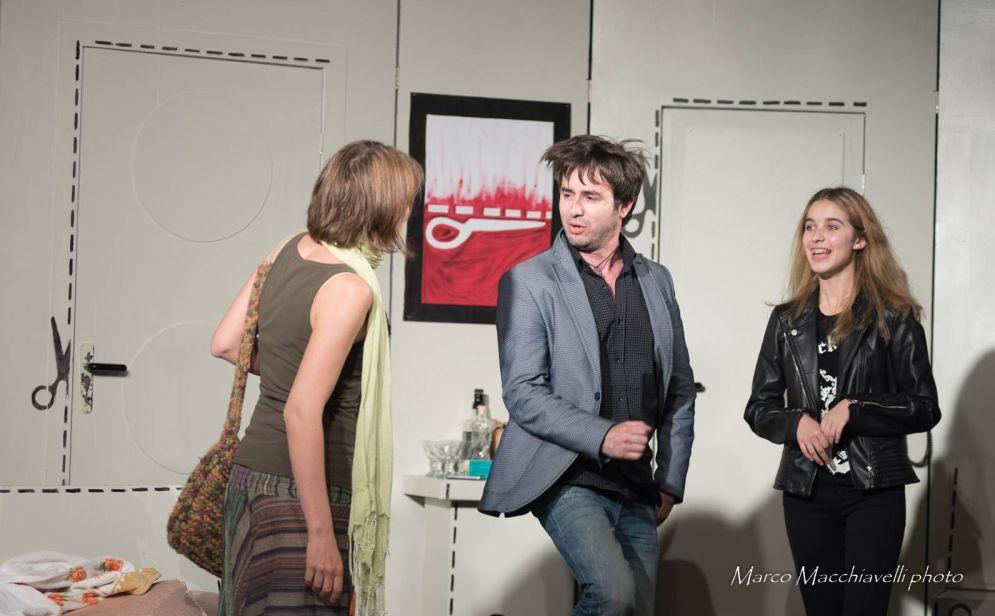 """Taggia in Teatro al via venerdì con """"Bugiardi si nasce"""" con Giorgia Brusco, Eugenio Ripepi e Zoe Nochi"""