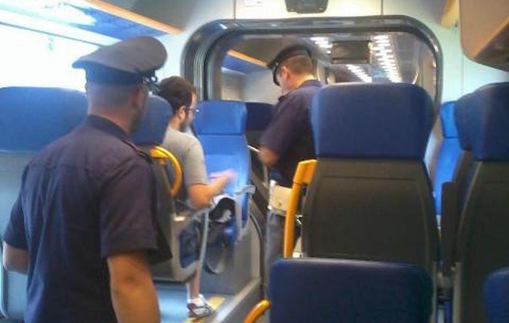 Bilancio dell'attività della Polizia di Stato nelle stazioni e sui treni del Piemonte due irregolarità in provincia