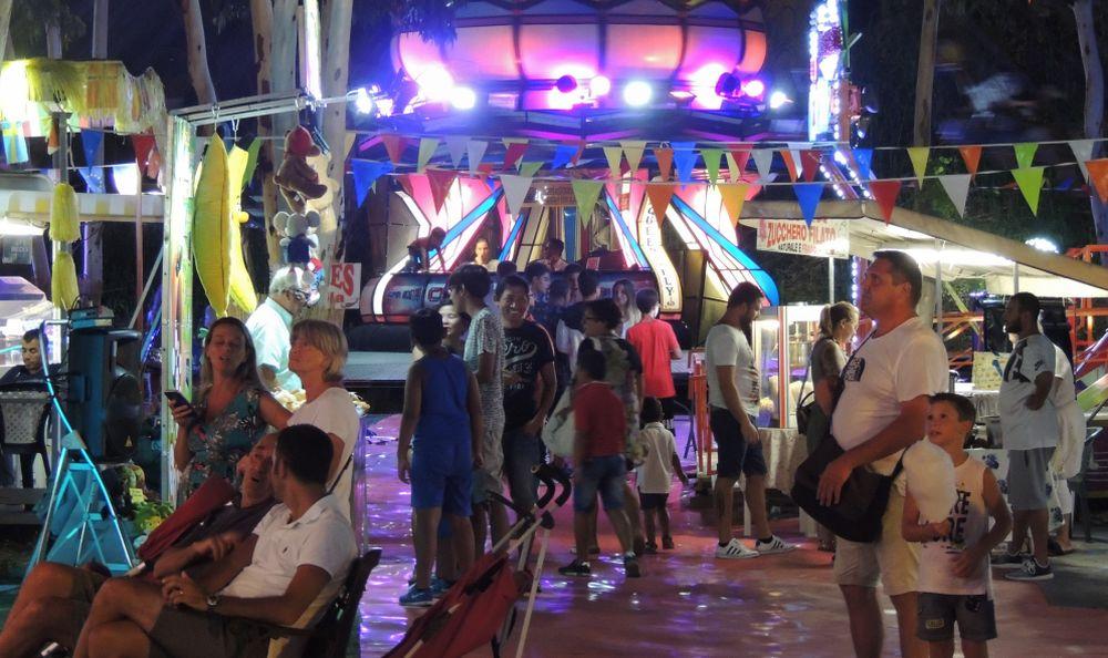 Sabato a Diano Marina torna Dianoland, il grande parco divertimenti che non disturba i villeggianti