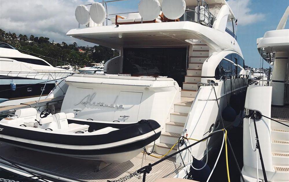 La Guardia Costiera di Imperia ha ritrovato uno yacht rubato del valore di oltre 3 milioni di euro