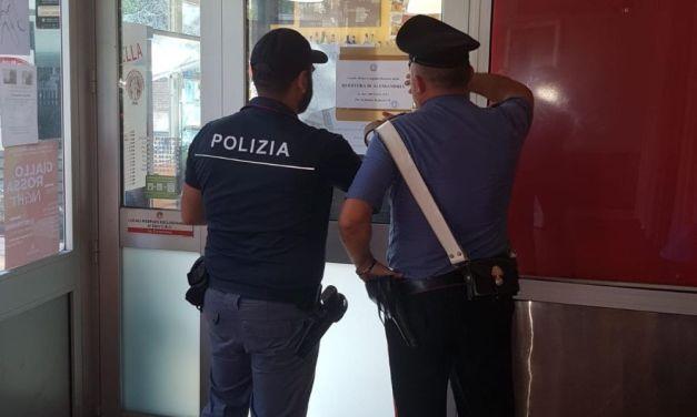 La Polizia ha chiuso il Bar Dante di Valenza per 7 giorni