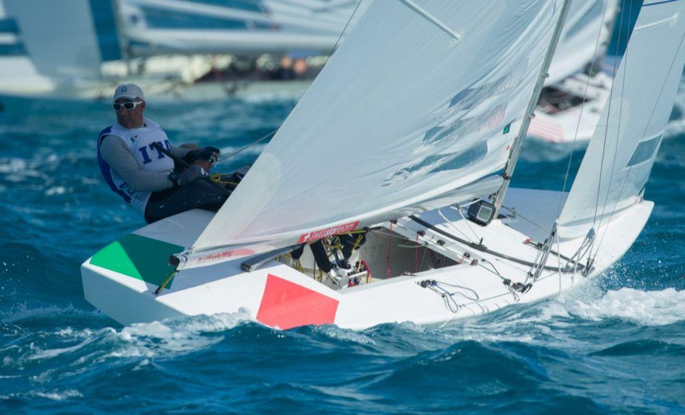 Il dianese Diego Negri centra il primo podio nelle Star Sailors League Finale del 2018 alle Bahamas