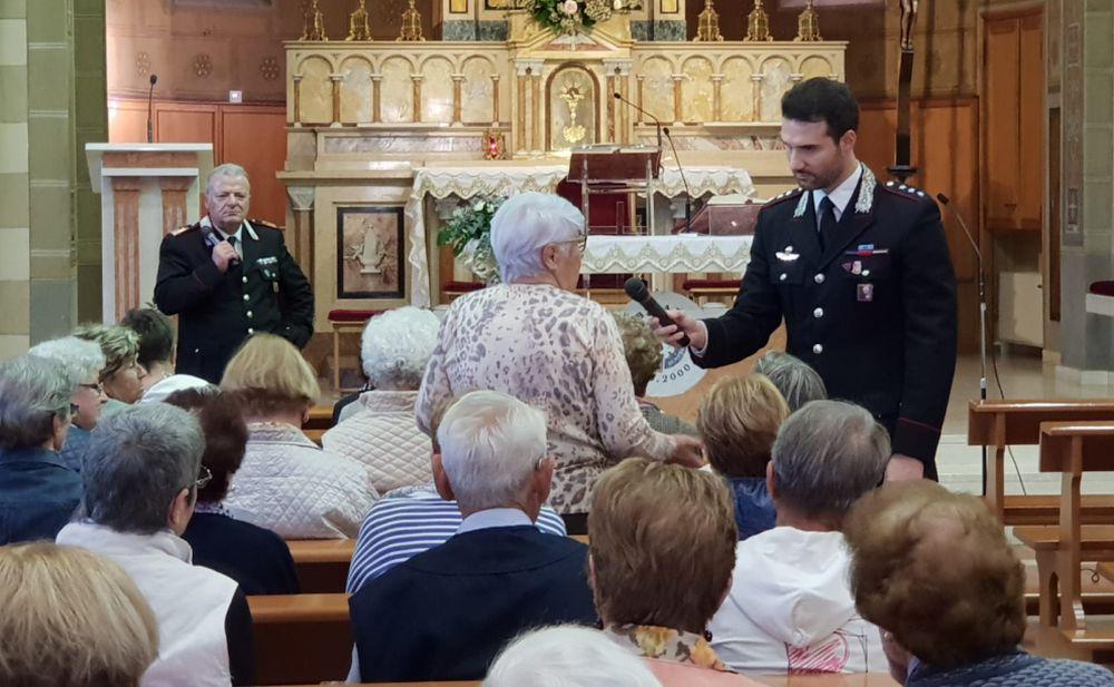 Truffe agli anziani: in arrivo  la brochure con i consigli dei Carabinieri del Ponente ligure su come prevenirle