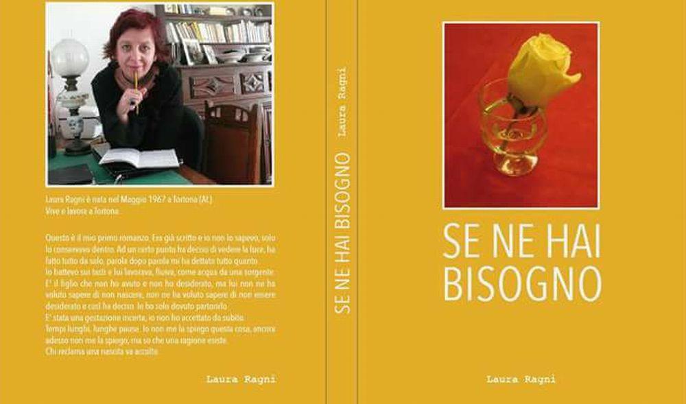 Sabato a Rivarone si presenta il libro della tortonese Laura Ragni