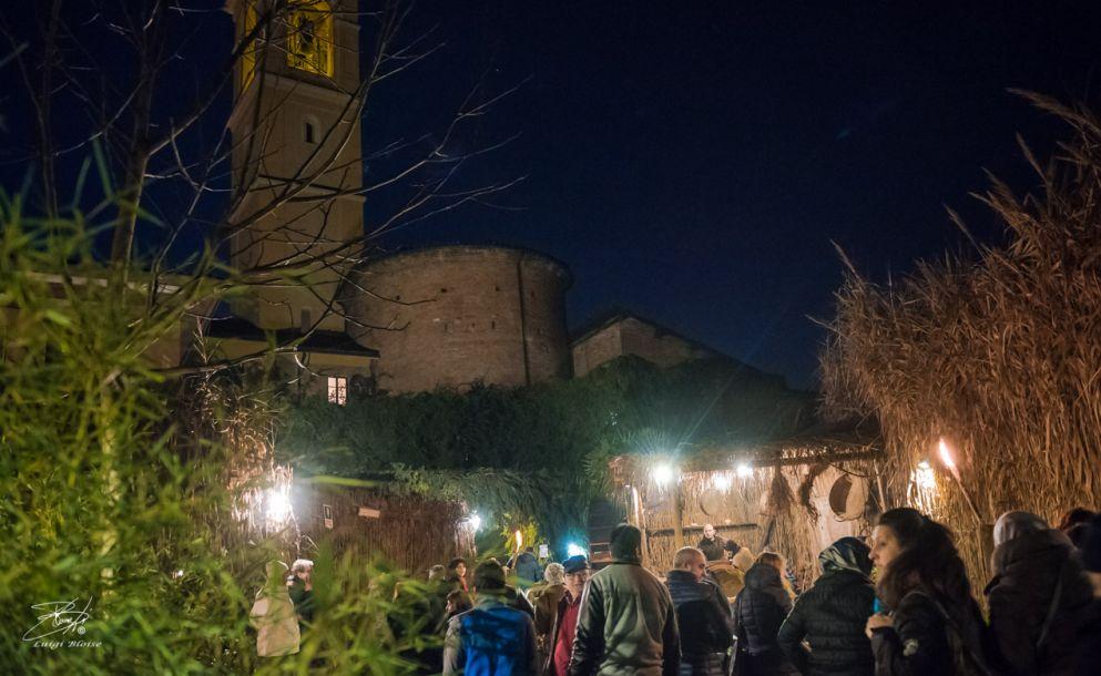 Non perdete l'appuntamento il 1° gennaio col presepe vivente di Castelnuovo Scrivia