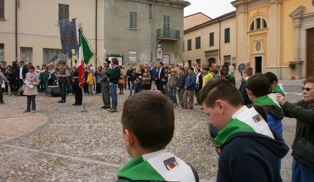 La presidente nazionale dell'ANPI a Viguzzolo per un progetto artistico sulla Resistenza