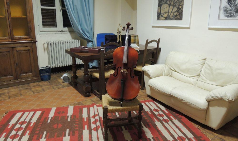 """L'Accademia di Musica """"Lorenzo Perosi"""" questa sera su """"Vincerotv"""" e anche prossimamente. Nella sede si registrano concerti per telepace"""