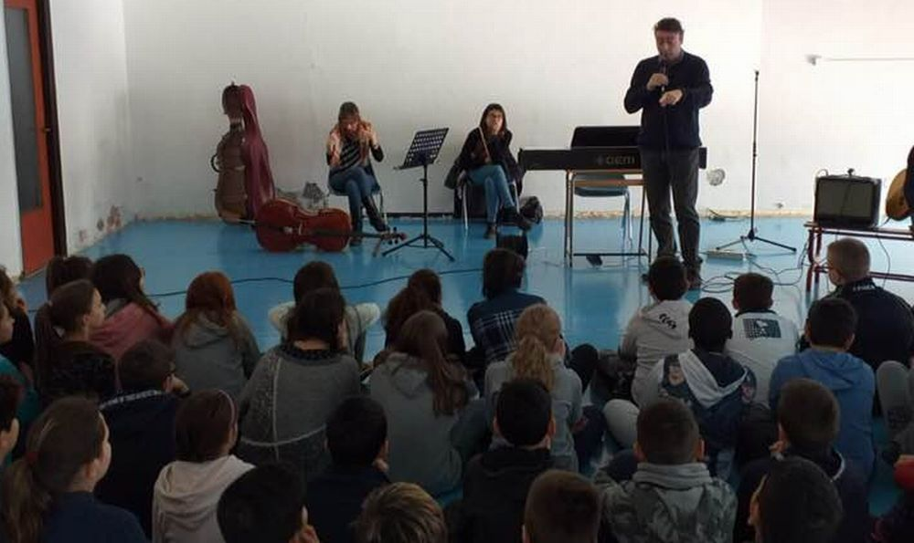 """Riprendono i corsi di musica all'Accademia """"Lorenzo Perosi"""" di Tortona"""