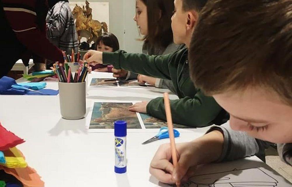Domenica al Museo del Divisionismo di Tortona una manifestazione gratuita dedicata a tutti i bambini