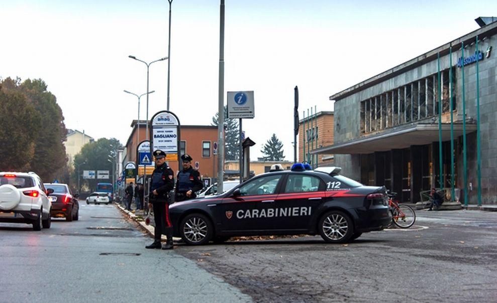 Rumeno arrestato dai Carabinieri di Alessandria