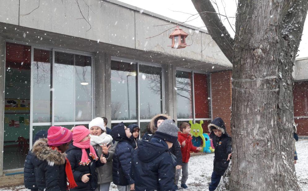 L'ACV dona due casette per gli uccellini alla Scuola dell'Infanzia di Viguzzolo