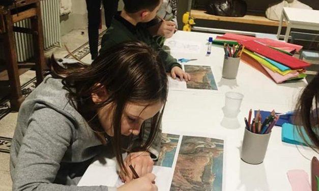 Il Divisionismo di Tortona propone ben 7 iniziative per i bambini della scuola primaria