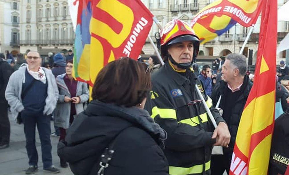 Infortunio sul lavoro di due pompieri di Novi Ligure, la posizione dei Sindacati di Base