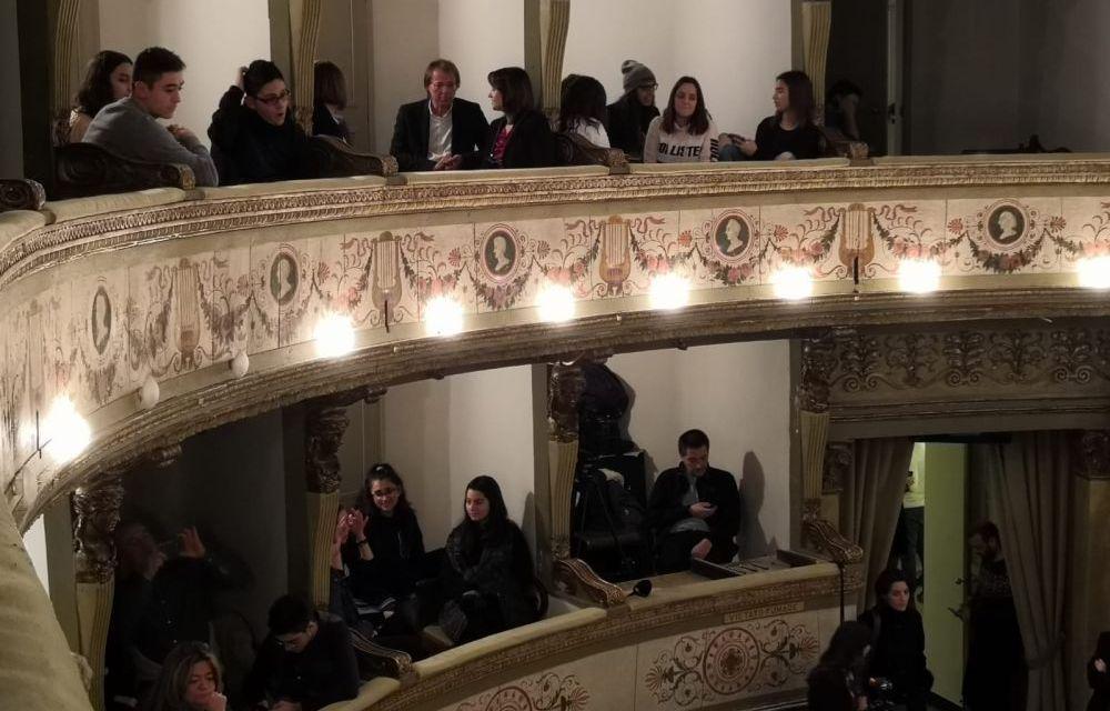 """Don Chisciotte in anteprima per gli studenti del """"Marconi"""" di Tortona"""