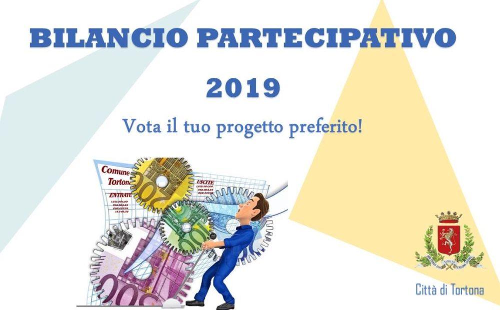 Tortonesi votate i progetti presentati dai cittadini: avete tempo fino a sabato