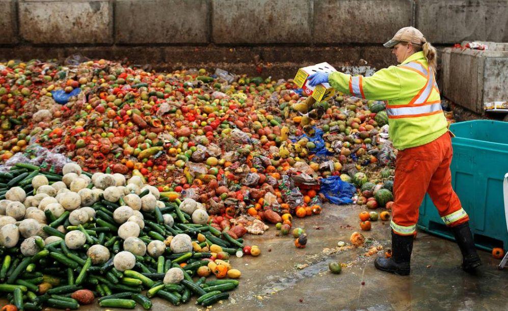 Oggi, 5 febbraio, si celebra la Giornata Nazionale Contro lo Spreco Alimentare: Troppo cibo nella spazzatura