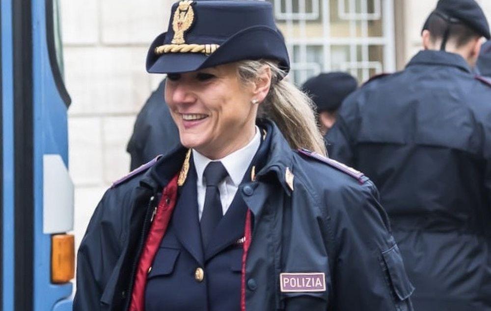 Una donna nominata alla guida della Polstrada di Alessandria: è Deborha Montenero